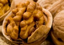 Грецкий орех – отличный продукт для женского здоровья
