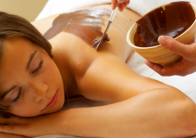Побалуйте свою кожу шоколадным обертыванием