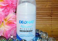 Дезодоранты-кристаллы