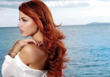 Натуральные продукты в окрашивании волос